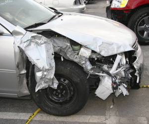 vehicule accidente chateauroux