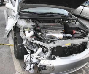 vehicule accidente poitou charentes